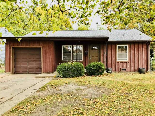 For Sale: 1040 S Edgemoor St, Wichita KS