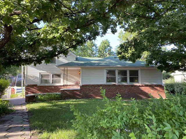 For Sale: 619 E 1st St, Newton KS