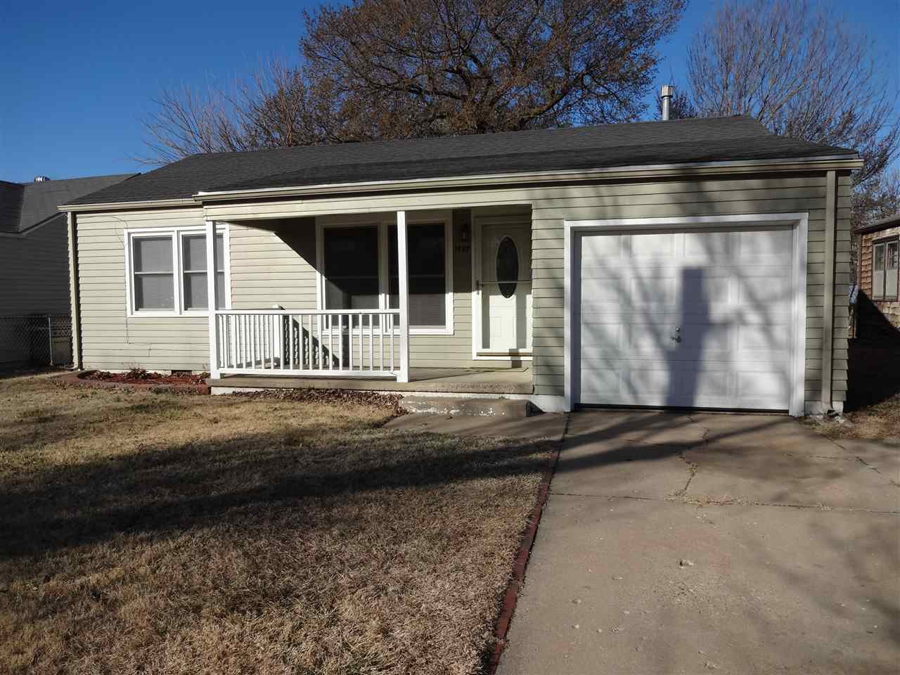 Come see this great home in University Heights.  It will be a great buy for a first time home buyer