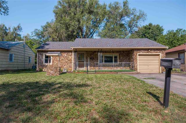 For Sale: 227  Stearns Ave, Haysville KS