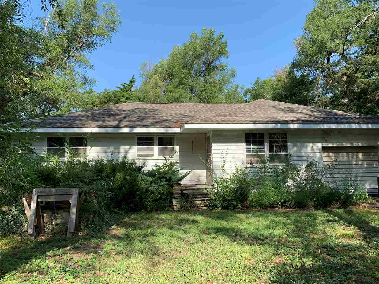 "Country property with a great location and close proximity to town! So much potential with this property that sits on a little over 13 acres. Property is being sold ""as is"" and sellers will make no repairs and suggest all inspections be completed prior to making an offer. New roof in 2017."
