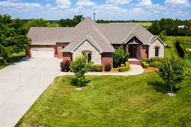 For Sale: 3611 N Deer Ridge, Rose Hill KS
