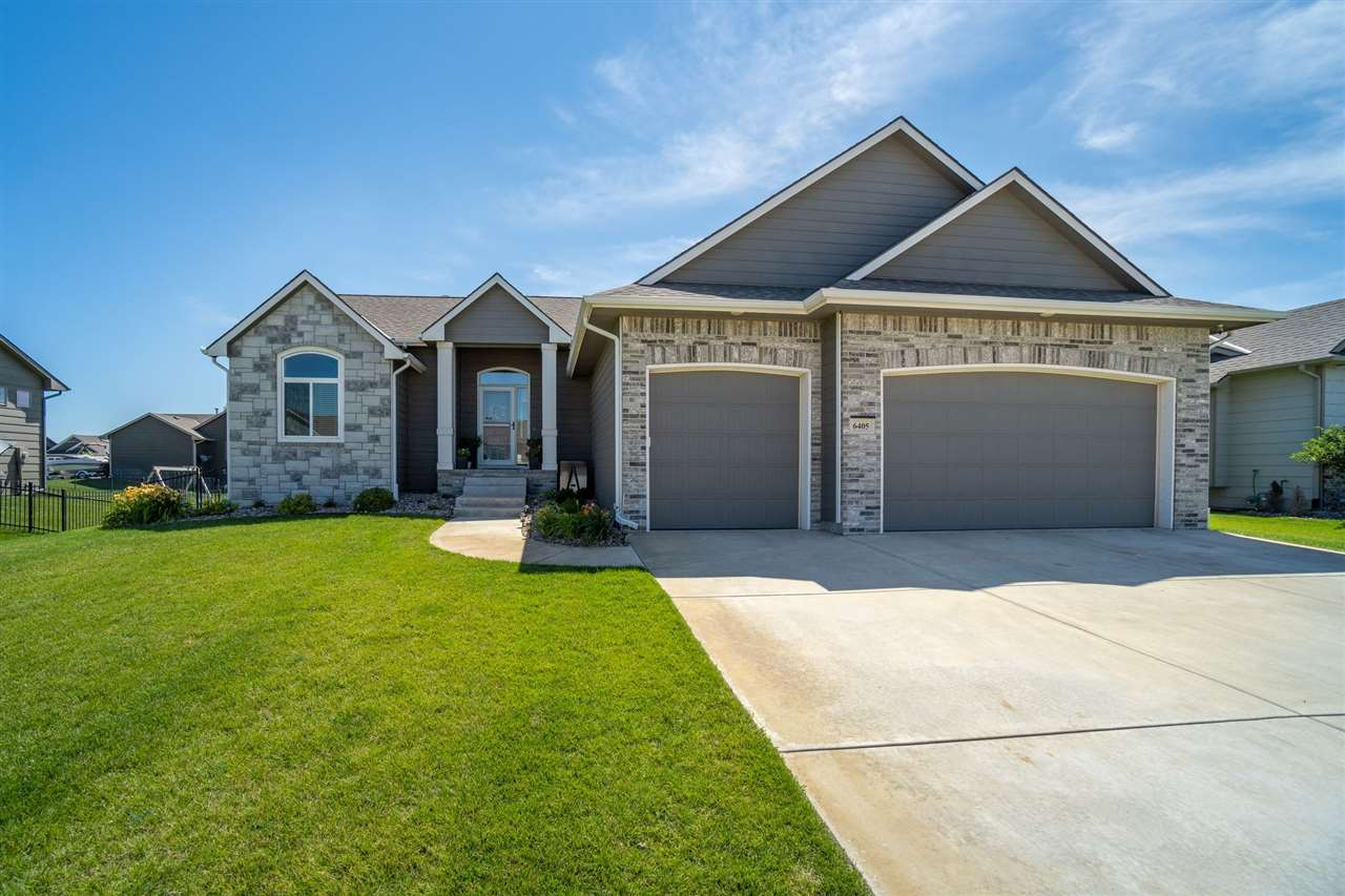 Welcome Home! Check out this beautiful 5 bedroom, 3 bathroom home in the desirable Edgewater Additio