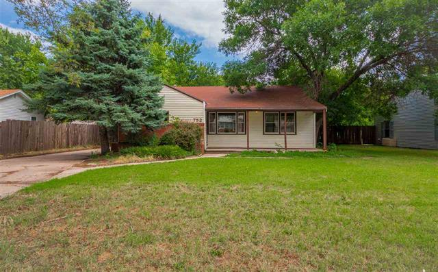 For Sale: 752 N Westridge Dr, Wichita KS