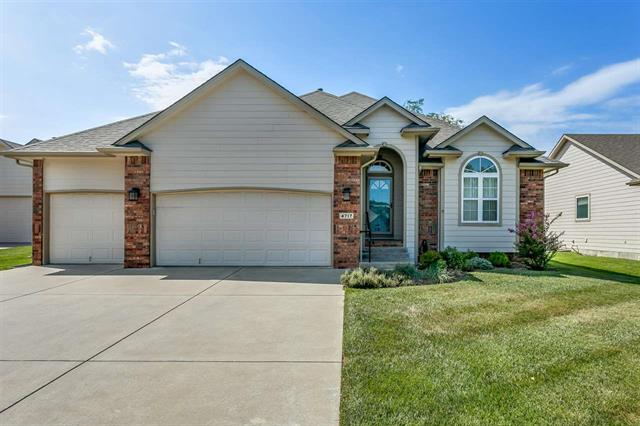 For Sale: 4717 N HEDGEROW CT, Bel Aire KS