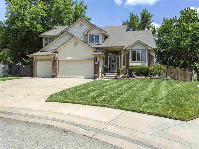 For Sale: 2230 E Sommerhauser Cir, Derby KS