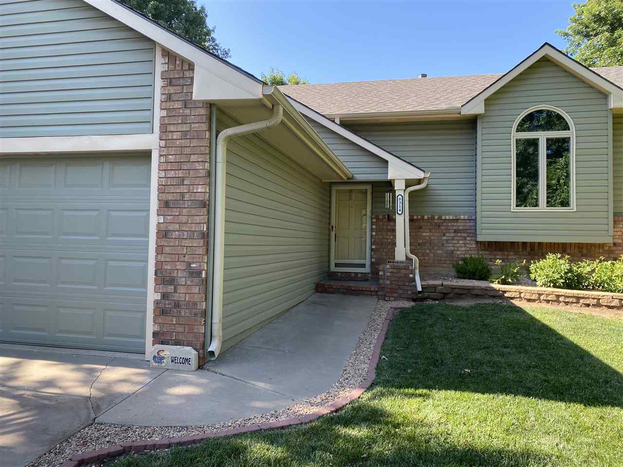 Extremely well kept and updated 4 bedroom, 3 full bath home in the Maize School District! Close to s