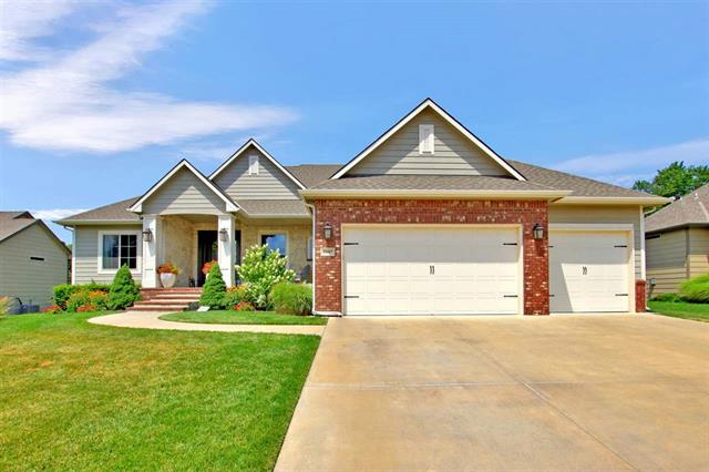 For Sale: 1607 N GRAYSTONE ST, Wichita KS