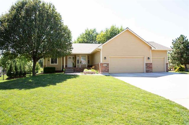 For Sale: 12211 E Laguna St, Wichita KS