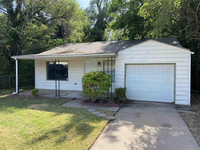 For Sale: 1555 N Hillside St, Wichita KS