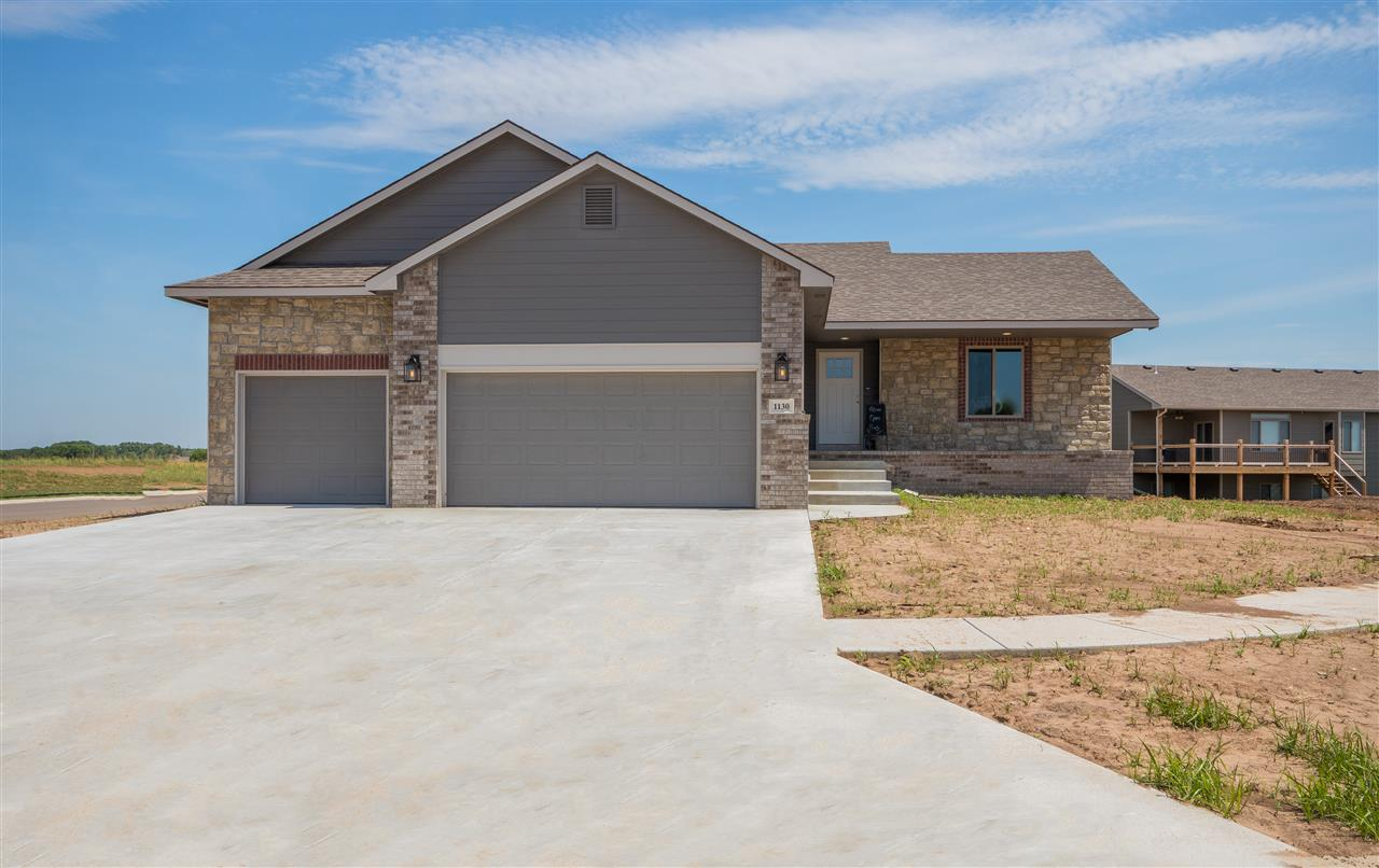 Beautiful newly built home boasting 4 beds - 3 baths - and a 3 car garage! Located in the highly des