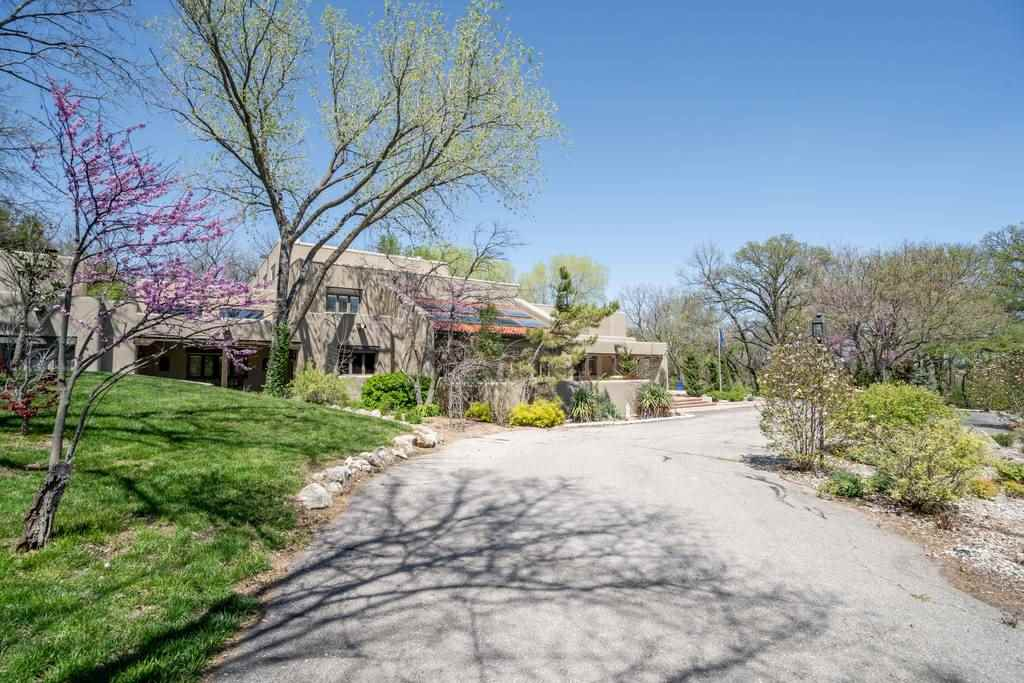 Exceptional one-of-a-kind southwestern estate nestled on approximately 17 acres just east of Andover
