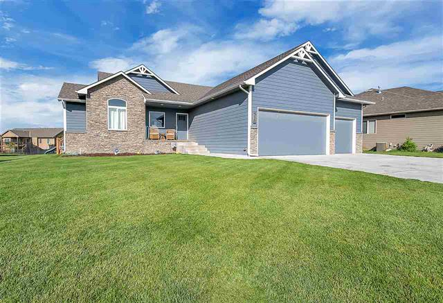 For Sale: 4858 N Emerald Ct, Maize KS
