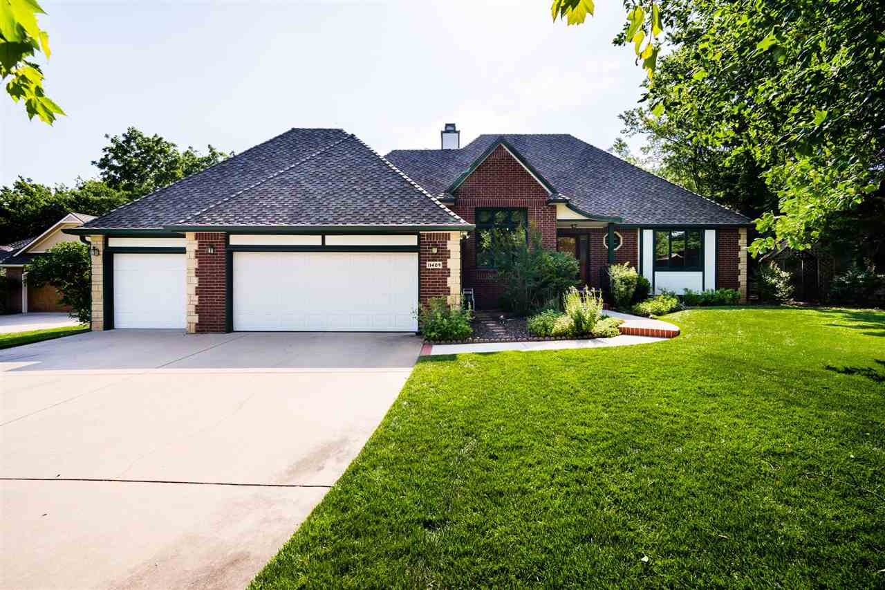 This home is a must see! Absolutely one of a kind. Located in the Lost Creek Estates Addition with m