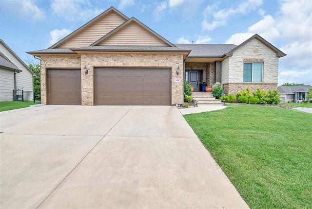 For Sale: 2420 N Lakeside Dr, Andover KS