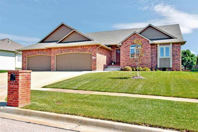 For Sale: 13405 E BUCKSKIN ST, Wichita KS