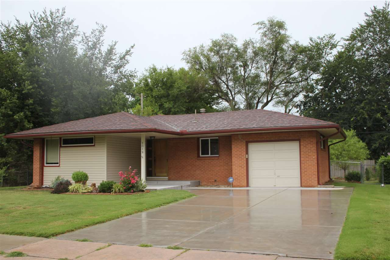 BACK ON THE MARKET - Financing fell through. This adorable house is move in ready!  Newly finished h