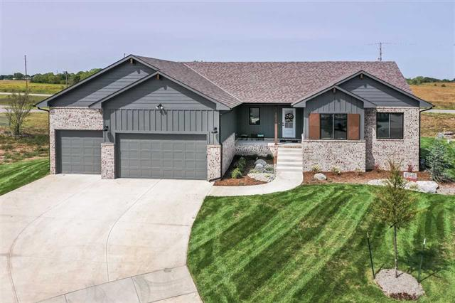 For Sale: 1077 S Arbor Creek, Goddard KS