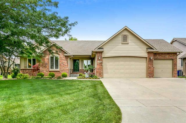 For Sale: 3326 N WILD ROSE ST, Wichita KS