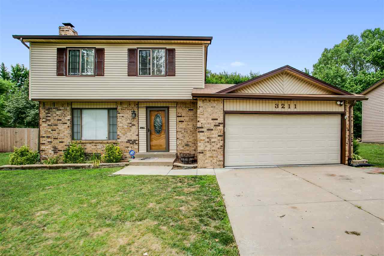 Don't miss out on your chance to live in this highly desirable NE Wichita location! This 3 bedroom,
