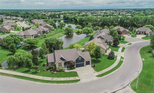 For Sale: 615 E Crescent Lakes Dr, Andover KS