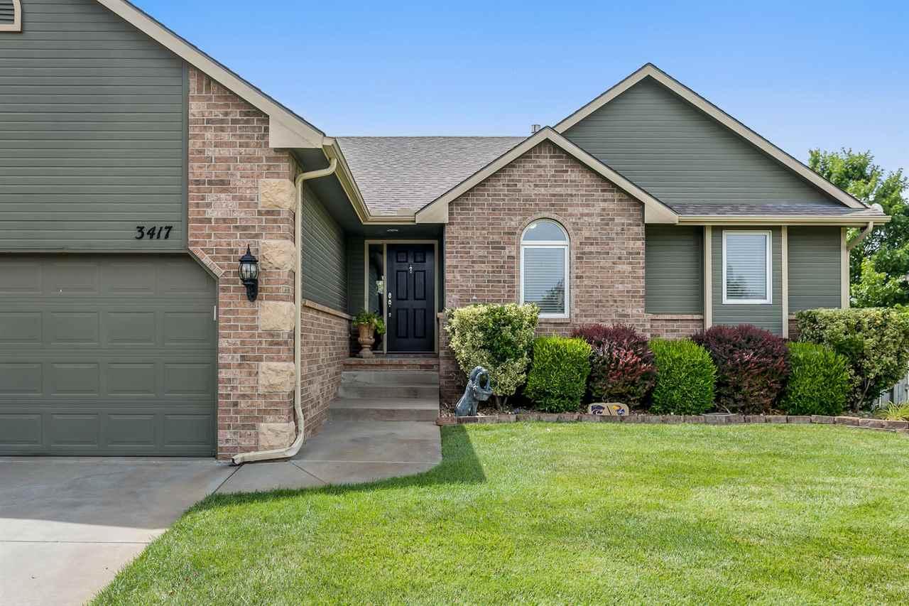 For Sale: 3417 N Hazelwood St, Wichita KS