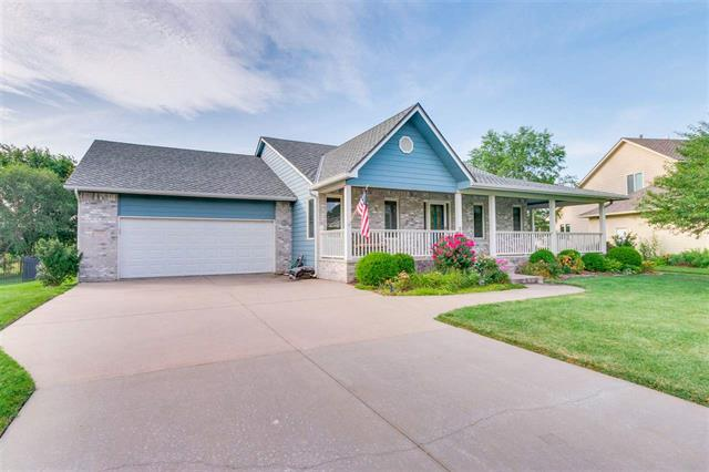 For Sale: 210 N Brownthrush Ln, Wichita KS