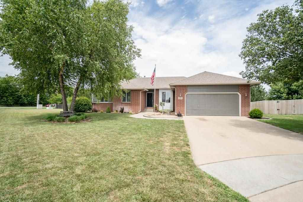 Wow! You don't want to miss this one.  Welcome home to this spacious 5 bedroom, 3 bath, custom built