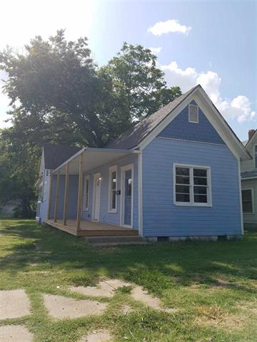 For Sale: 418 S WASHINGTON AVE, Wellington KS