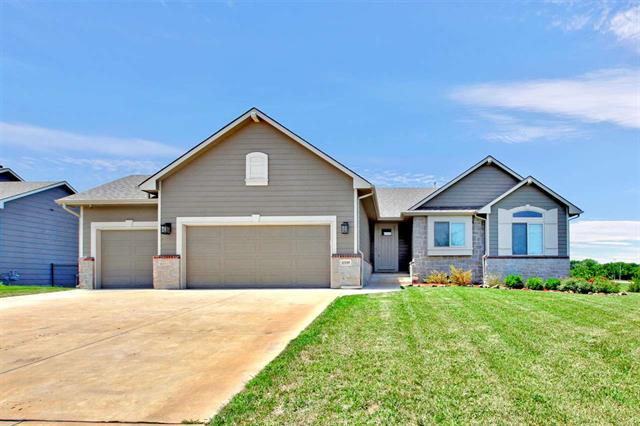 For Sale: 1335 N COUNTRYWALK ST, Rose Hill KS
