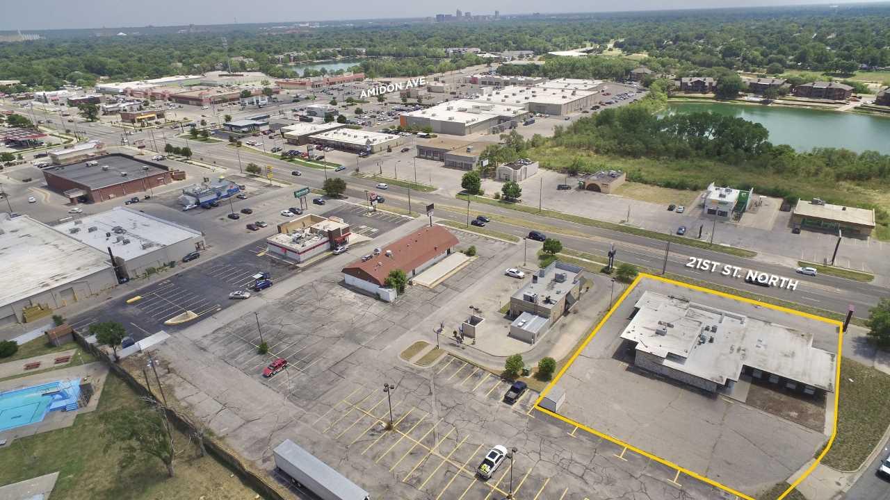 For Sale: 2160 W 21st St N, Wichita KS