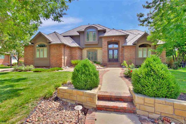 For Sale: 12716 E Meadow Ct, Wichita KS