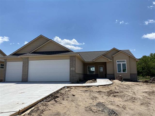 For Sale: 1085 S Arbor Creek Ct, Goddard KS