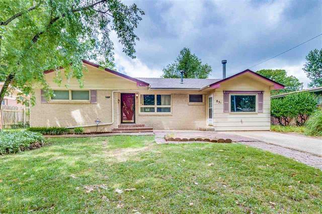 For Sale: 831 N Maus Lane, Wichita KS