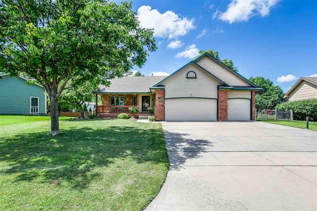 For Sale: 114 W PRIMROSE LN, Rose Hill KS