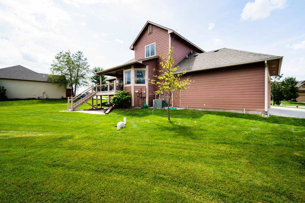 For Sale: 2713 N Rough Creek Rd, Derby KS