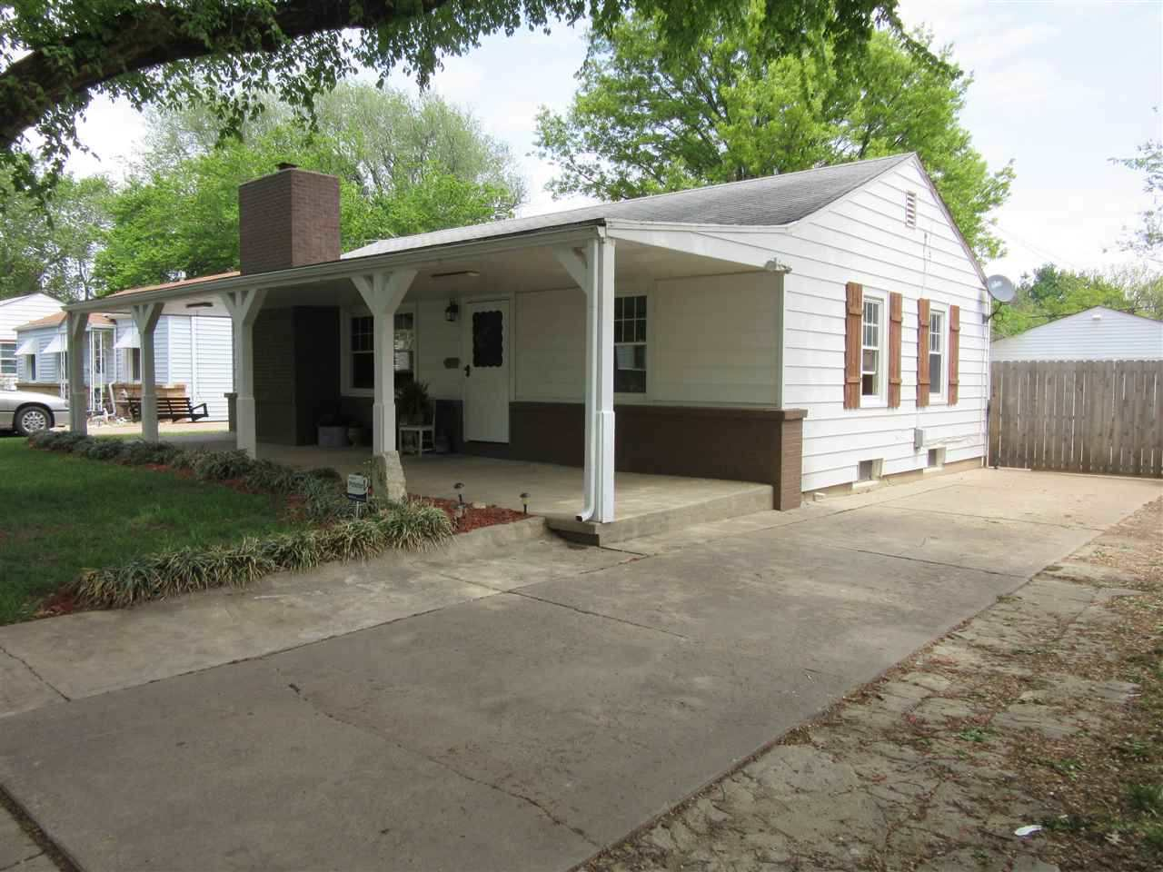 ABSOLUTELY ADORABLE REMODELED HOME ON WONDERFUL TREED LOT IN DERBY EL PASO SCHOOL DISTRICT. LARGE CO