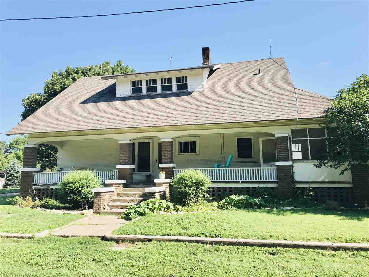 For Sale: 314  Marion St, Burns KS