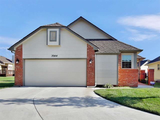 For Sale: 3044 N Bramblewood St, Wichita KS