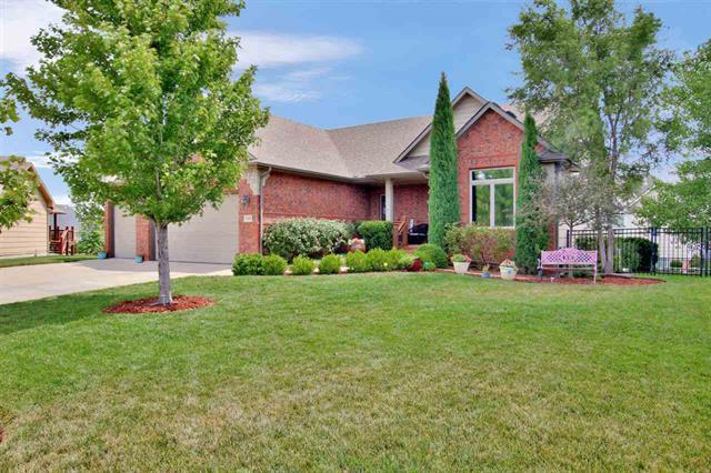 For Sale: 12834 E Cherry Creek Ct, Wichita KS