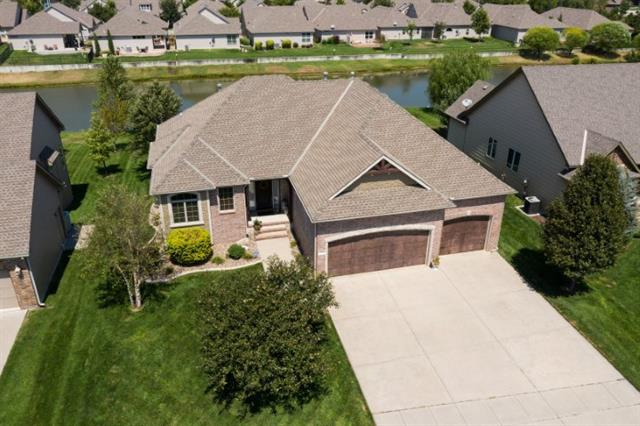 For Sale: 3928 N GOLDENROD CT, Maize KS