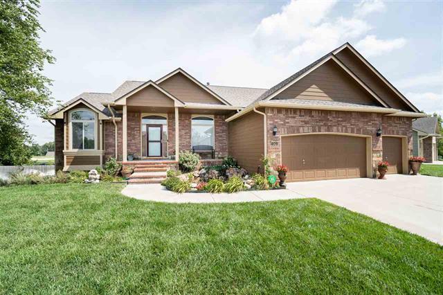For Sale: 409 S Fawnwood Ct, Wichita KS