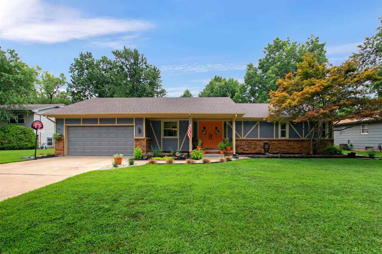 Must see this stunning Derby home that has been completely remodeled! 3 bedrooms and 2 bathrooms on