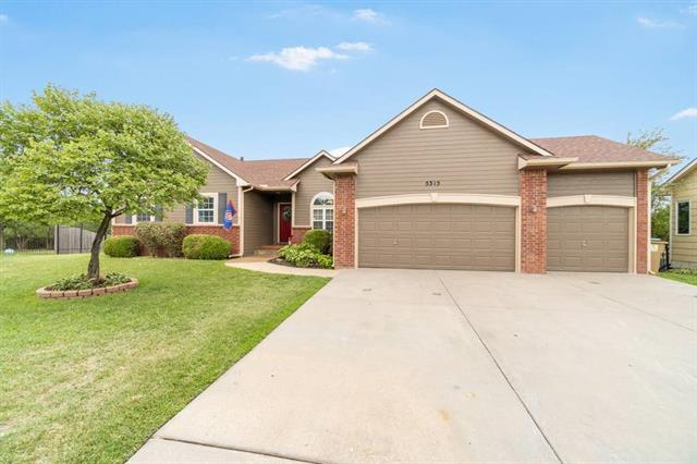 For Sale: 5315 E 49th Ct N, Bel Aire KS