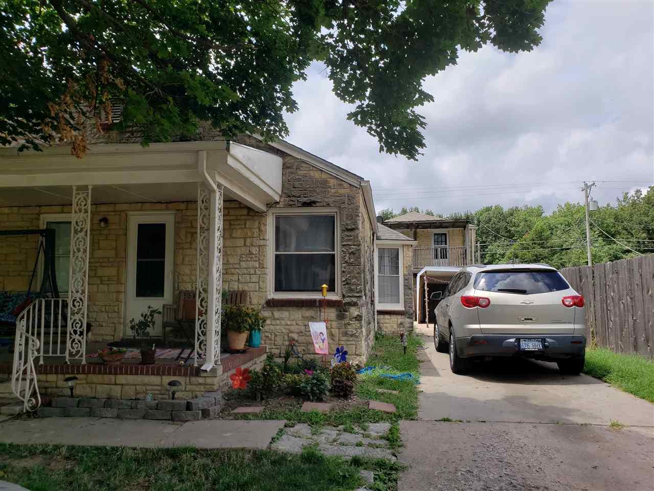 For Sale: 417 S Leonine, Wichita KS