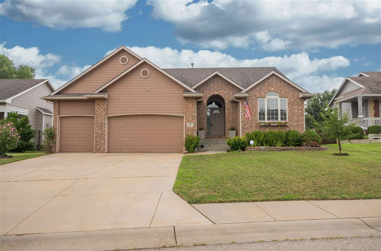 Stately 6 bed 3 bath home located in the award winning Derby School District! This is the one you've