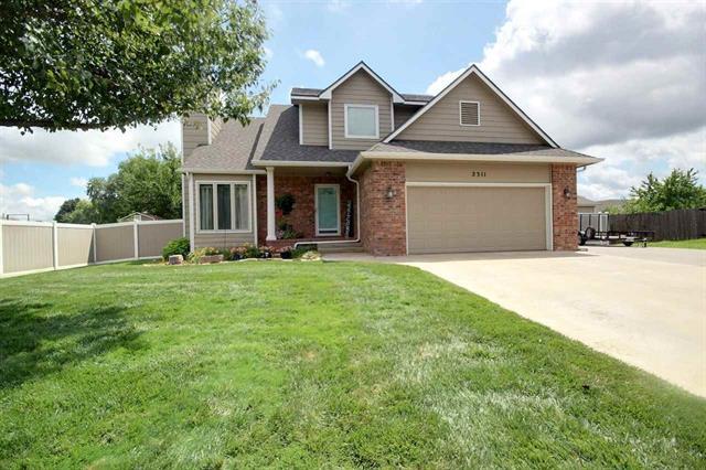 For Sale: 2311 N Crestline Ct, Wichita KS