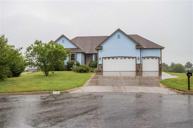 For Sale: 718  Fairway Ct, Winfield KS