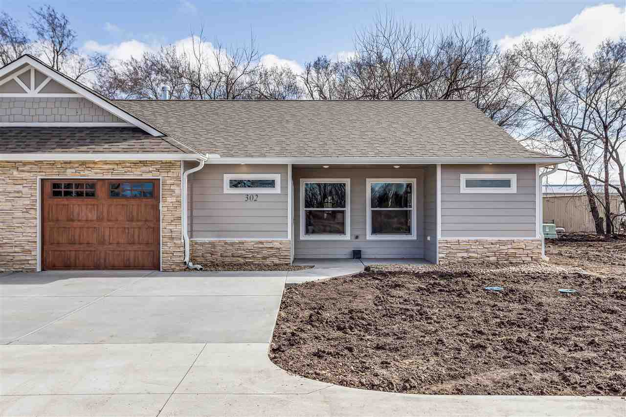 320 N Warren Ave, Rose Hill, KS, 67133