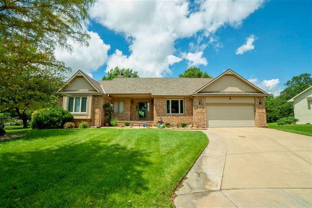 For Sale: 2310 N RIDGE CLUB CIR, Wichita KS
